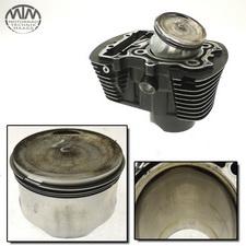 Zylinder & Kolben vorne Honda VT1100 Shadow (SC32)