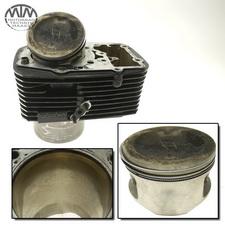 Zylinder & Kolben hinten Suzuki VL1500 / C1500 Intruder