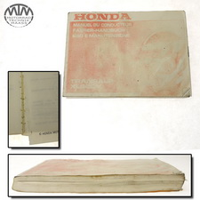 Fahrer Handbuch Honda XL600V Transalp (PD06)