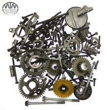 Schrauben & Muttern Motor MUZ Baghira 660E Streetmoto