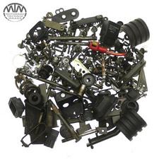 Schrauben & Muttern Fahrgestell Yamaha FZS600 Fazer (RJ02)