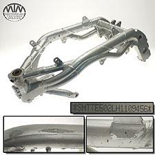 Rahmen, Fahrzeugbrief & Messprotokoll Triumph Daytona 955i (T595)