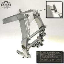 Rahmen, Fahrzeugbrief & Fahrzeugschein BMW R1100S (R2S)