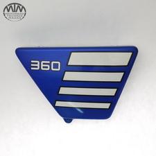 Verkleidung rechts Yamaha XS360 (1U4)