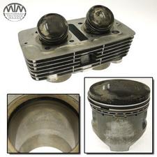 Zylinder & Kolben Yamaha XS360 (1U4)