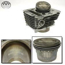 Zylinder & Kolben Yamaha TT600R Belgarda (DJ011)