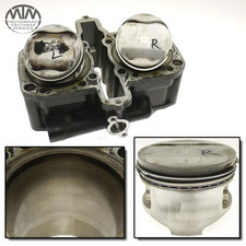 Zylinder & Kolben Kawasaki GPZ500S (EX500A)