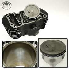 Zylinder & Kolben vorne Honda VT750C Shadow (RC44)