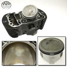Zylinder & Kolben hinten Honda VT750C Shadow (RC44)