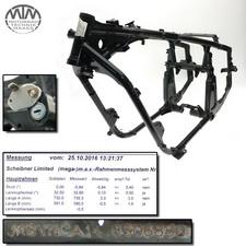 Rahmen, US Title, U-Bescheinigung & Messprotokoll Kawasaki VN800 Classic