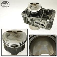 Zylinder & Kolben hinten Suzuki VS800 Intruder (VS52B)