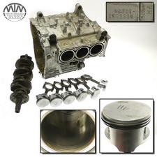 Motorgehäuse, Kurbelwelle, Zylinder & Kolben Honda GL1500 Gold Wing (SC22)