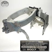Rahmen, US Title, Bescheinigung & Messprotokoll Honda ST1300 Pan European (SC51)