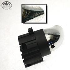 Auspuff Hitzeschild hinten links Yamaha VMX-12 VMAX