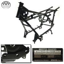 Rahmen, Fahrzeugbrief, Schein & Messprotokoll Moto Guzzi California 1100ie (KD)