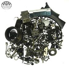 Schrauben & Muttern Fahrgestell Yamaha XVZ1300A