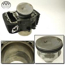 Zylinder & Kolben vorne Kawasaki VN1500N FI Classic (VNT50)