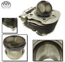 Zylinder & Kolben vorne Yamaha XV750 Virago (4PW)