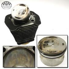 Zylinder & Kolben vorne Harley Davidson FLHTCU 1340