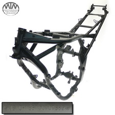 Rahmen, Fahrzeugbrief, Fahrzeugschein & Messprotokoll Suzuki GSX1250FA (WVCH)