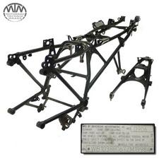 Rahmen, US Title, U-Bescheinigung & Vermessungsprotokoll BMW R1200RT (K26)