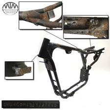 Rahmen, Title, U-Bescheinigung & Messprotokoll Harley Davidson XLH883 Sportster