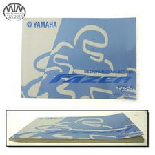 Bedienungsanleitung Yamaha FZ6-S Fazer (RJ07)