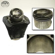 Zylinder & Kolben vorne Harley-Davidson FXDS 1340 Convertible