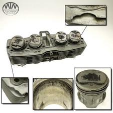 Zylinder & Kolben Honda CB900F2 Boldor (SC01)