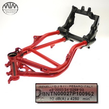 Rahmen, Fahrzeugbrief, Fahrzeugschein & Messprotokoll Benelli TNT 1130 (TN0002)