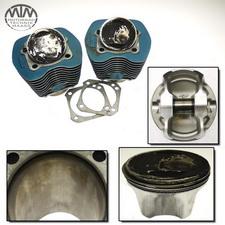 Zylinder & CT Big Bore Kolben Harley Davidson FXDWG 1450 Dyna Wide Glide