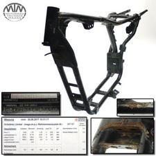 Rahmen, US Title, U-Bescheinigung & Messprotokoll HD XL883H Sportster