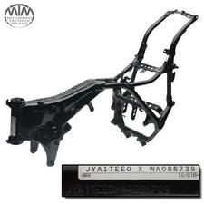 Rahmen, US Title, UBescheinigung & Messprotokoll Yamaha XV1100 Virago (3LP)