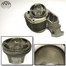Zylinder & Kolben links BMW R1100GS ABS (259)