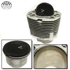 Zylinder & Kolben vorne Yamaha XV1600 (5JA)