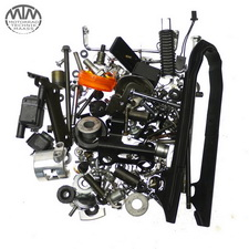 Schrauben & Muttern Fahrgestell Honda VT750C Shadow (RC44)