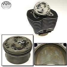 Zylinder & Kolben hinten Harley Davidson FXSTD-I 1450 Softail Deuce