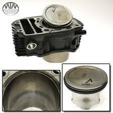 Zylinder & Kolben vorne Kawasaki VN900B Classic