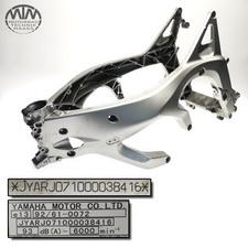 Rahmen, Fahrzeugbrief, Schein & Messprotokoll Yamaha FZ6 Fazer (RJ07)
