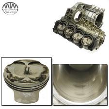 Motorgehäuse, Zylinder & Kolben BMW K1200R (K43)