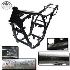 Rahmen, Fahrzeugbrief, Schein & Messprotokoll Yamaha XJR1200 (4PU)