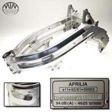 Rahmen, Fahrzeugbrief, Schein & Messprotokoll Aprilia SL1000 Falco (PA)