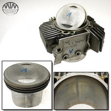 Zylinder & Kolben vorne Ducati Monster M 900S ie