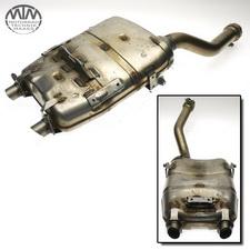 Auspuff Endtopf Yamaha FZ6 Fazer (RJ14)