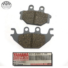 Bremsbeläge hinten Yamaha YZF-R125 (RE06)