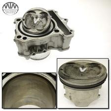 Zylinder & Kolben vorne Suzuki DL650A V-Strom ABS (WVC7)