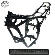Rahmen, Fahrzeugbrief, Schein & Messprotokoll Suzuki GSF1200S Bandit (WVA9)