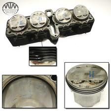 Zylinder & Kolben Suzuki GSF1200S Bandit (WVA9)