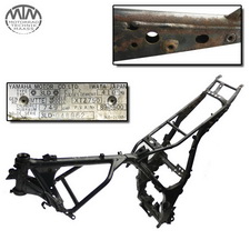 Rahmen, Fahrzeugbrief, Schein & Messprotokoll Yamaha XTZ750 Super Tenere (3LD)