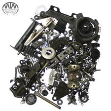 Schrauben & Muttern Fahrgestell Yamaha XJ900S Diversion (4KM)